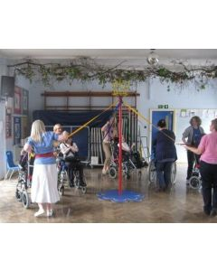 TW2012 Maypole for         Students with Disabilities