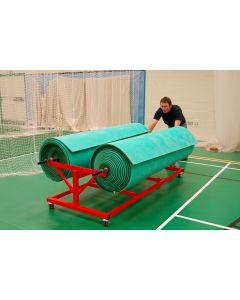 S2000-2 Cricket Mat Trolley (2 Mat)