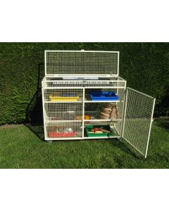 S45A TOTALLY SECURE BAND TROLLEY