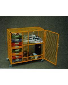 LS102 Yellow Lockit Trolley